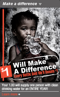 Donation $1 to make a difference. Learn more at the Vert Effect